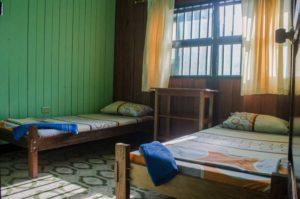private twin room casa de las palmas hostel