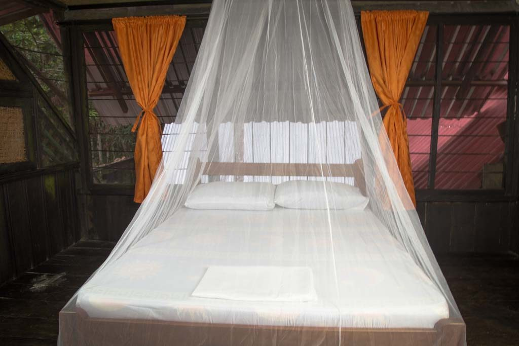 the amazon experience hostel double room