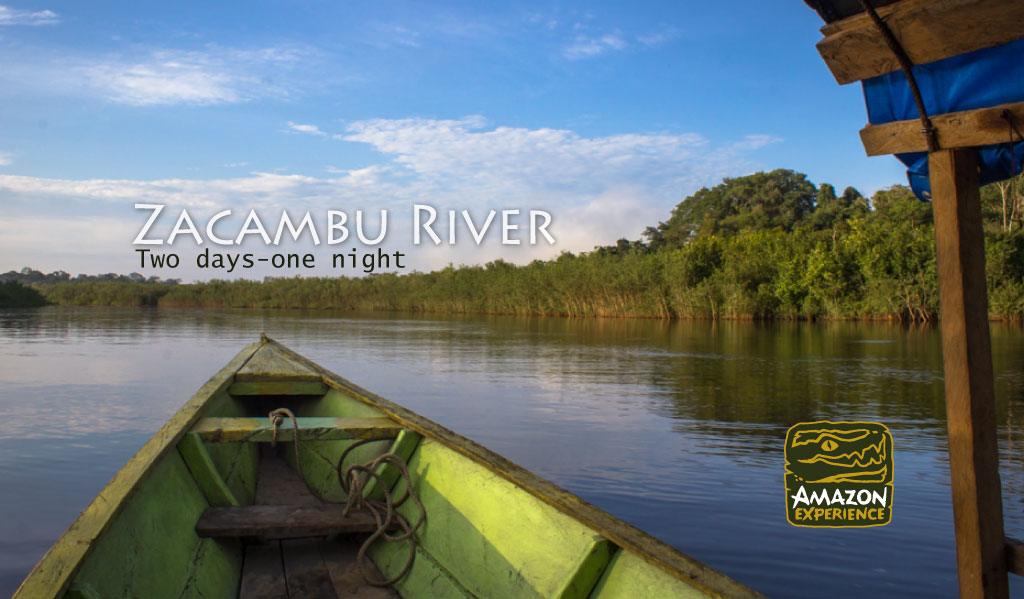 Zacambu river two days tour