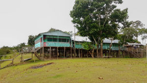 accommodation in zacambu reserve