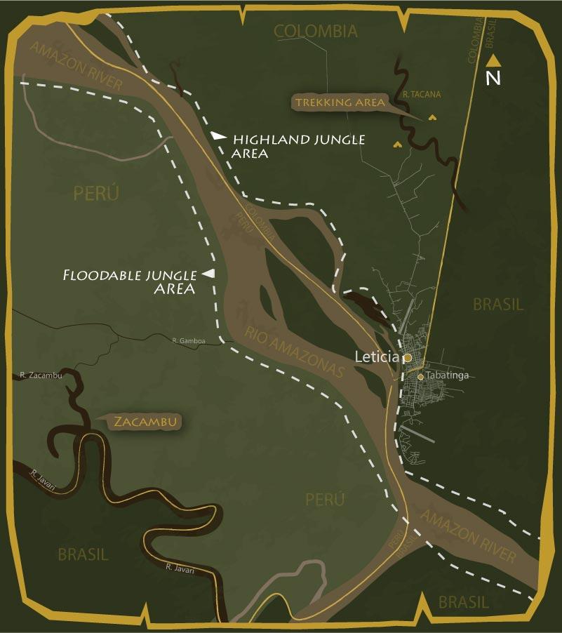 full-jungle-tour-map