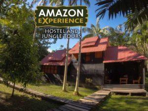 portada amazon experience hostel