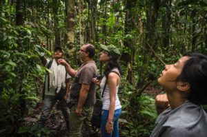 trekking indigenous settlements