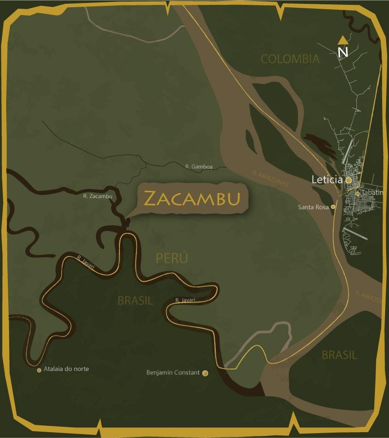 zacambu-tour-map