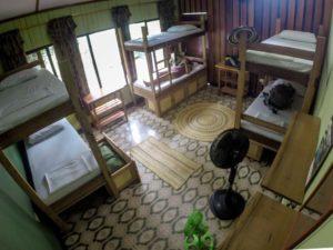 casa de las palmas hostel dorm