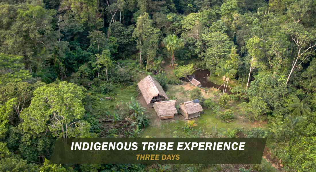 Indigenous tribe experience tour